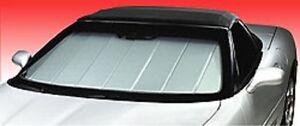 Custom Heat Shield Silver Car Sun Shade Fits 2014-2020 Chevrolet Impala 14-20