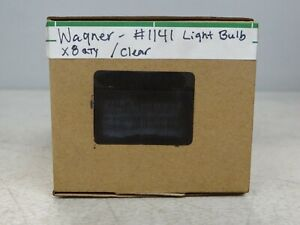 Wagner- PN: # 1141 Back Up Light, Rear, Front *8-Pack* (New w/o Box) NOS