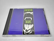 * Sugar Shack - Get Out Of My World CD * Estrus ES1267D * 745058126721