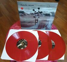 Depeche Mode Violation In San Francisco 1990 3x Red/ Rot Vinyl LP rare mint