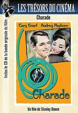 DVD Charade / Includes CD of the movie soundtrack / IMPORT