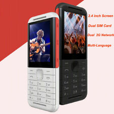 Unlocked Cheap 2G Gsm Phone 5310 Dual Sim Card Smart Classic Mobile Cell Phone