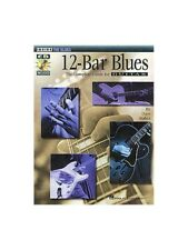 12-Bar Blues The Complete Guide For Guitar Learn to Play Beginning MUSIC BOOK