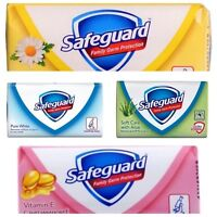 Safeguard-Antibacterial Soap-Classic-Aloe-Vitamin-E-and-Chamomile 90gr