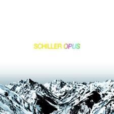 Schiller / Opus - Limited White Edition - 4 neue Tracks (wie neu)