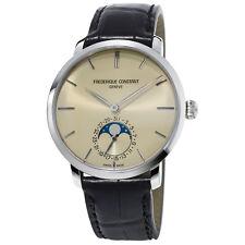 Frédérique Constant Slimline Men's FC-705BG4S6 Automatic Moon Phase 42mm Watch
