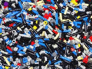 500 Lego Technic Pins Verbinder Kleinteile Sammlung Konvolut Technik