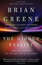 The Hidden Reality: Parallel Universes and the Deep Laws of the Cosmos-Brian Gre
