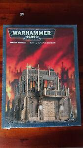 Neu & OVP Warhammer 40k Gelände - Sanctum Imperialis Scenery 40000