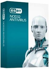 ESET NOD32 ANTIVIRUS 3 PC 1 YEAR GLOBAL KEY