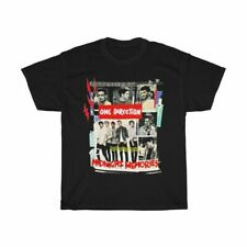 One Direction Midnight Memories T-Shirt Size S-5XL Gildan USA Shirt WM60