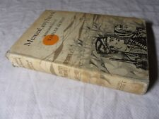 1961 MEMED - MY HAWK Yashar Kemal - Turkish Novel Translated to English HB-DJ