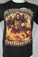 Death From Above Skull Airborne T-Shirt