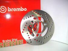 DISCO FRENO DELANTERO BREMBO 68B40714 HYOSUNG SUPER TAXI 50 1995 >