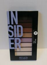 Revlon ColorStay Looks Book Eye Shadow Palette 940 INSIDER