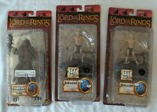 Lord Of the Rings The Two Towers Toy Biz 16-Piece Action Figure Lot