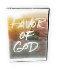 "Joel Osteen  ""Favor Of God"" Cd / Dvd 2 Disc Set With Booklet"