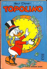 [540] TOPOLINO ed. Mondadori 1967 n.  602 stato Ottimo