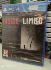 Limbo più inside bundle ps4 playstation 4 nuovo sigillato versione italiana