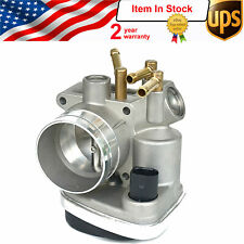 For Audi A3 Seat Skoda VW Golf Mk5 Mk6 Passat B6 Throttle Body Valve 1.6L 2003-