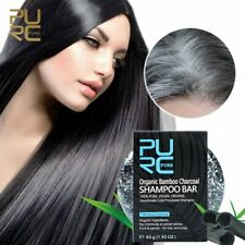 Handmade New Organic Fragrance Shampoo Bar Soap Hair Growth Nourishing Natural