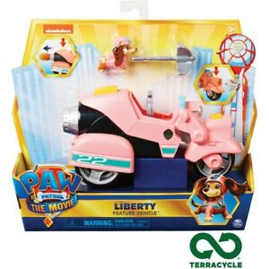 Paw Patrol Movie Liberty's Feature Vehicle
