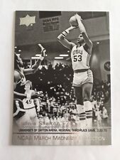 2014-14 NCAA March Madness College Basketball Card LS-1 Lonnie Shelton