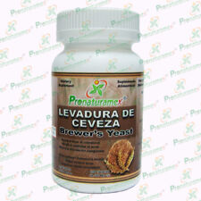 Tabletas Levadura de Cerveza Fuente mas completa de vitamina B C/200