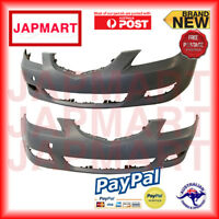 MAZDA 3 SEDAN BK 01/2004 ~ 05/2006 FRONT BUMPER BAR COVER F01-RAB-30ZM
