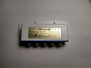 Amiko 4x1 DiSEqC Switch FTA Satellite