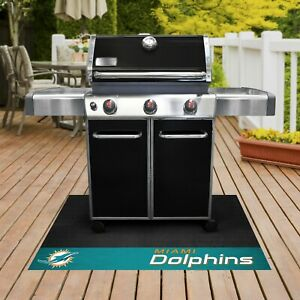 Miami Dolphins Grill Mat Tailgate Accessory