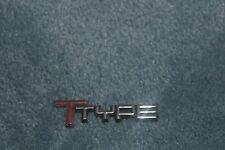 84,85,86,87 Buick Regal TTYPE door emblem