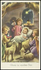 "santino-holy card""""ediz. EB-n.2/003 GLORIA IN EXCELSIS DEO"