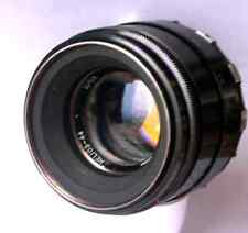 Russian Fast Helios-44, 2/58 Lens M42 for Pentax + Cap! NO OIL ON IRIS!