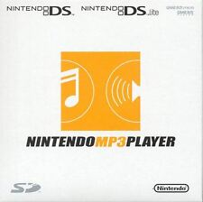 Nintendo DS NDS - MP3 Player IT IMPORT NINTENDO