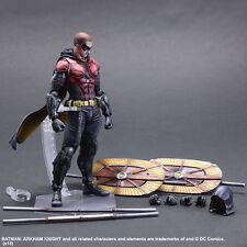 Play Arts Kai Batman Arkham Knight Robin Toy Figure Figurine Doll Model Display