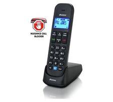 Binetone Veva 1915 Single Cordless Phone Call Blocker Answer Machine landline