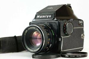 【EXC+++++】 Mamiya M645 medium format camera w/ Sekor C 80mm f2.8 Lens from JAPAN