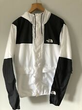 The North Face '1985 Mountain Fly Jacket' Lightweight Medium Mens Black White
