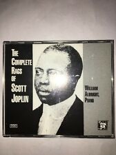 Scott Joplin Complete Rags 2 CD Set William Albright Musical Heritage Society
