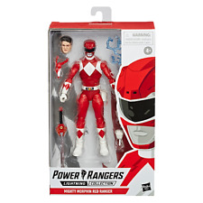 Power Rangers Lightning Collection MMPR Red Ranger PRE-ORDER
