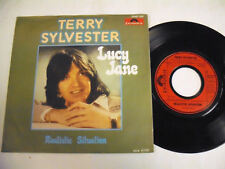 TERRY SYLVESTER Lucy Jane 7""
