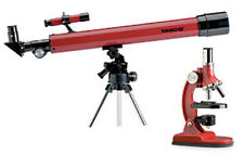 Tasco 49TN Specialty Microscope & Telescope, 50x50mm Refractor & 900x Microscope