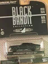 Greenlight BLACK BANDIT 1970 Chevrolet Chevelle SS