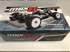 MUGEN MBX8 1/8 Nitro 4wd Buggy MUGE2021 - New Sealed