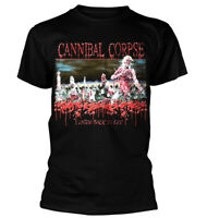 Cannibal Corpse Eaten Back To Life Shirt S-XXL Death Metal Official T-Shirt