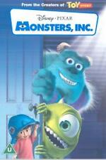 Walt Disney Pixar Monsters, Inc. (DVD, 2002 Standard edition)