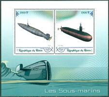 2019 Submarines MS 2 values naval militaria