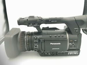 Panasonic AG-AC160AEJ FULL HD Camcorder - Schwarz