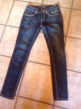 Vigoss Womens Size 26 Jean With Rhinestones